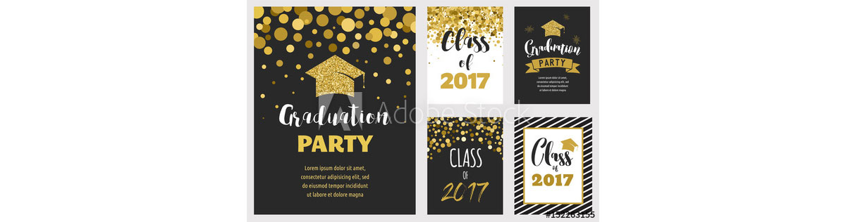 Examples of Graduation Announcement Fonts