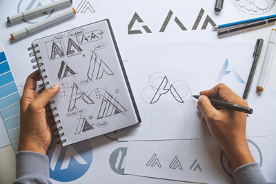 Learn how to design a logo using Adobe Illustrator.