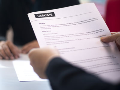 Adobe's resume templates will set you apart in your search for your first job.