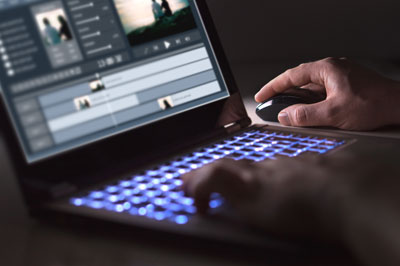 Go beyond the basics and learn some video editing techniques using Premiere Pro.