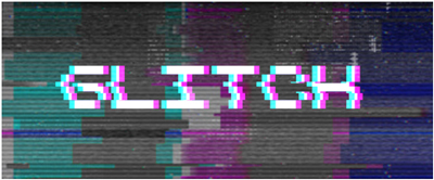 Learn how to create an easy glitch effect with text in Adobe Photoshop, Illustrator, or InDesign.