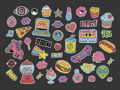 How to design and print your own stickers using Adobe Illustrator.