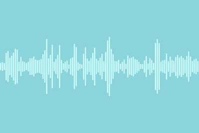 How to create an animated sound wave in Adobe After Effects.