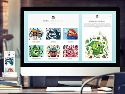 If you have ever wanted to start a website, blog, or want a place to display the work you have done in school for potential employers Adobe Portfolio is a great tool to utilize.