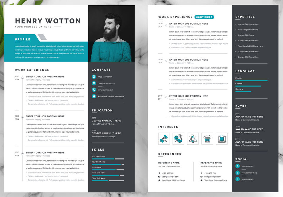 College Student Resume Templates To Help You Snag That Job Make