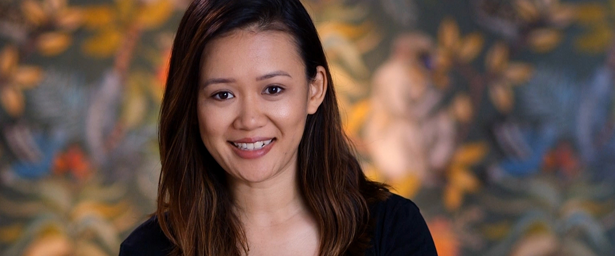 NATALIE TRAN ON SHAPING YOUR OWN FUTURE | Make it.